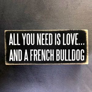 French Bulldog Home Decor